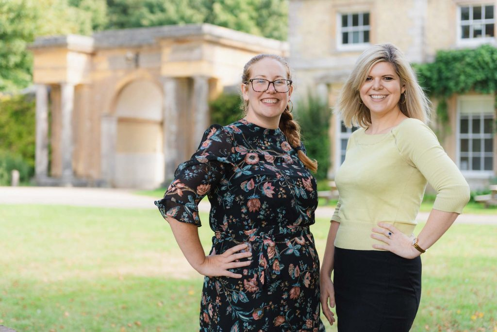 The Willows Insurance Team - Lucy and Sara